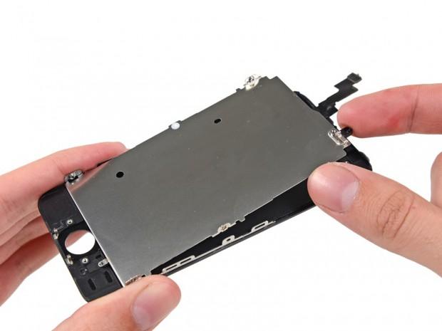 Как заменить тачскрин на iphone 5s